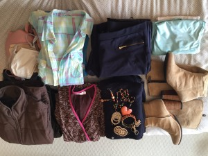 Plan Outfits for Travel