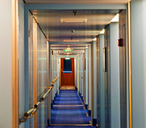 Finding Your room on a Cruise Ship