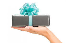 Happy Birthday -The Present Is For You!
