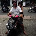 Overcoming Fear - Motorbikes and Massages Ubud Bali